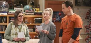 BIg bang Theory- il coinquilino