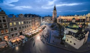Vacanze a Cracovia