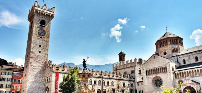 Pausa pranzo per studenti a Trento
