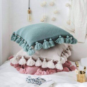 utilizzare cuscini come sedie